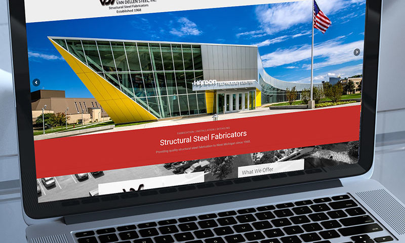 metal-fabrication-commercial-construction-web-design-616-marketing-group-grand-rapids-mi