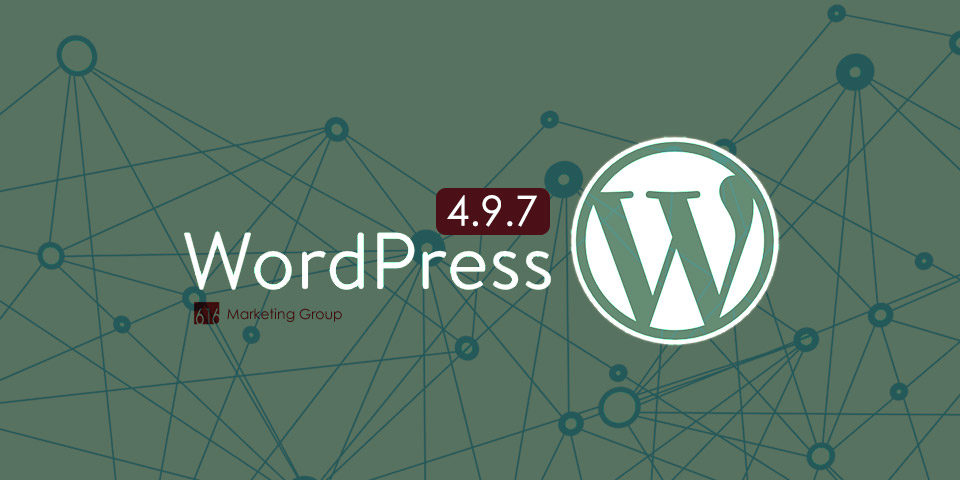 WordPress-4.9.7-Security-Maintenance-Release